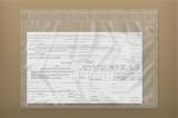 Самоклеющиеся пакеты для сопроводительных документов