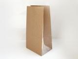 Крафт пакеты с прямоугольным дном